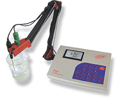 [أجهزة] AD1030 Professional pH-ORP-TEMP Bench Meter