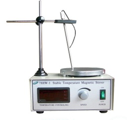 [أجهزة] Magnetic Stirrer with Heating Plate 85-2A Hotplate Hot Plate Mixer (220V)